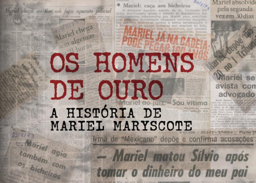 OS HOMENS DE OURO